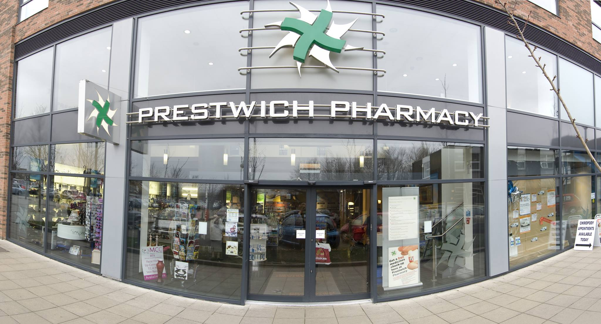 Gold Standard Foot Care Clinic in Partnership with Prestwich Pharmacy